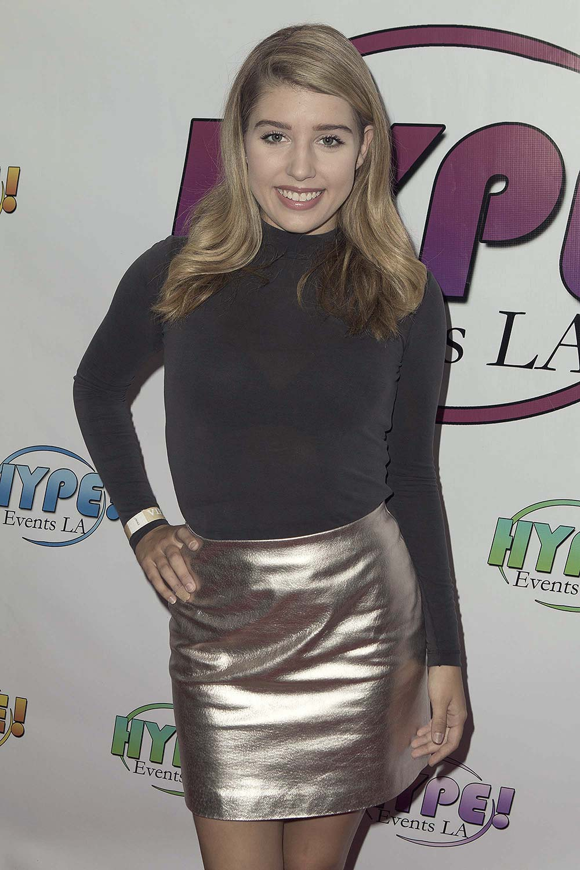 Paris Smith attends Hype Events LA hosts Celebrity Gifting Suite