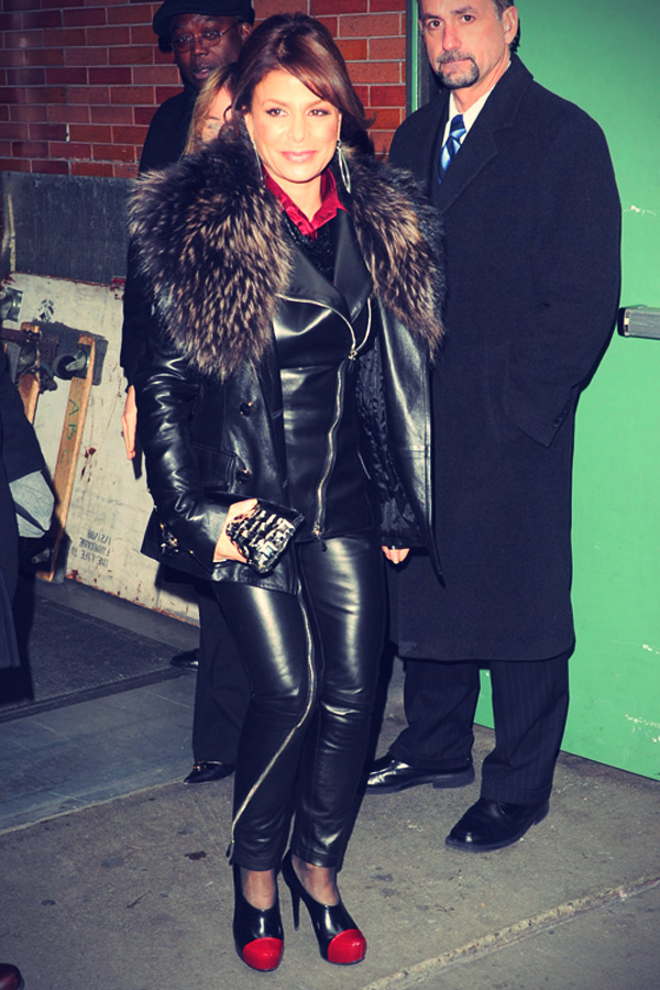 Paula Abdul out at Good Morning America