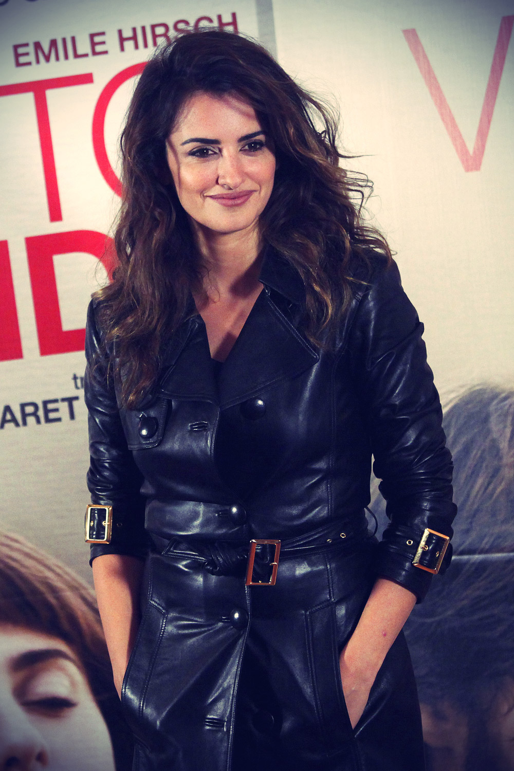 Penelope Cruz at Venuto Al Mondo Photocall
