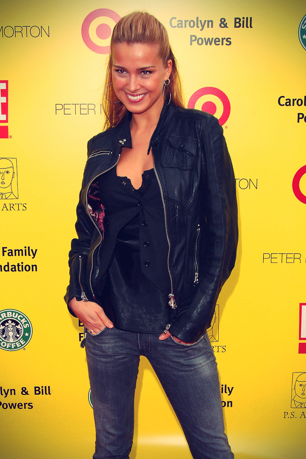 Petra Nemcova at 10th Anniversary of Express Yourself