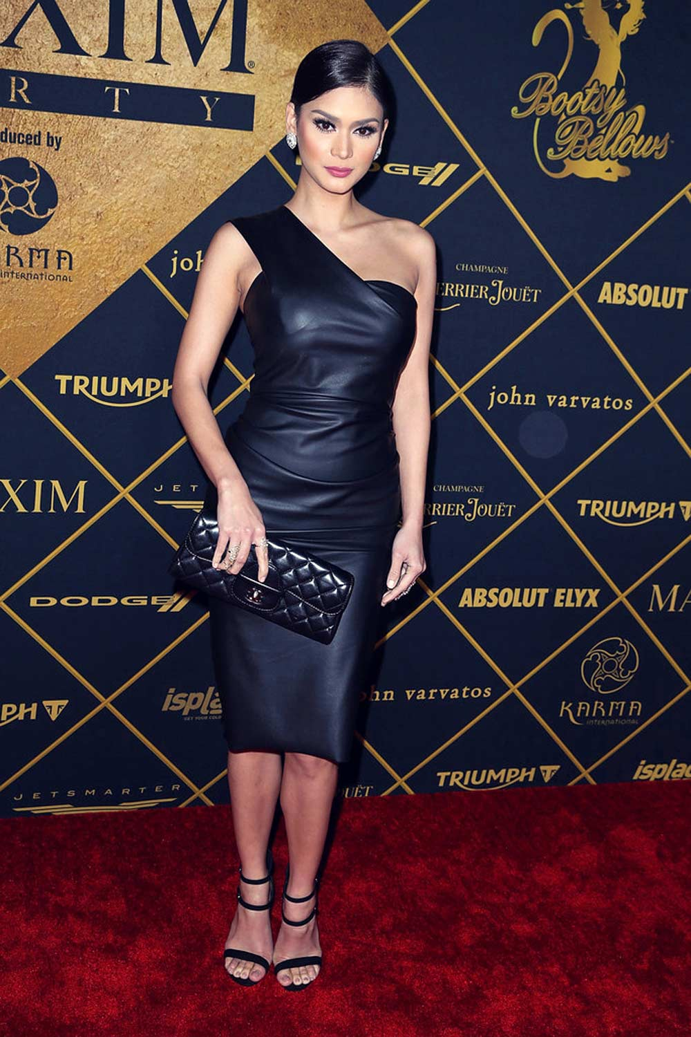 Pia Wurtzbach Attends The Rolling Stone Live Sf With