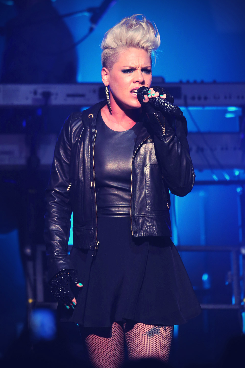 Pink OnStage at The Forum Theatre
