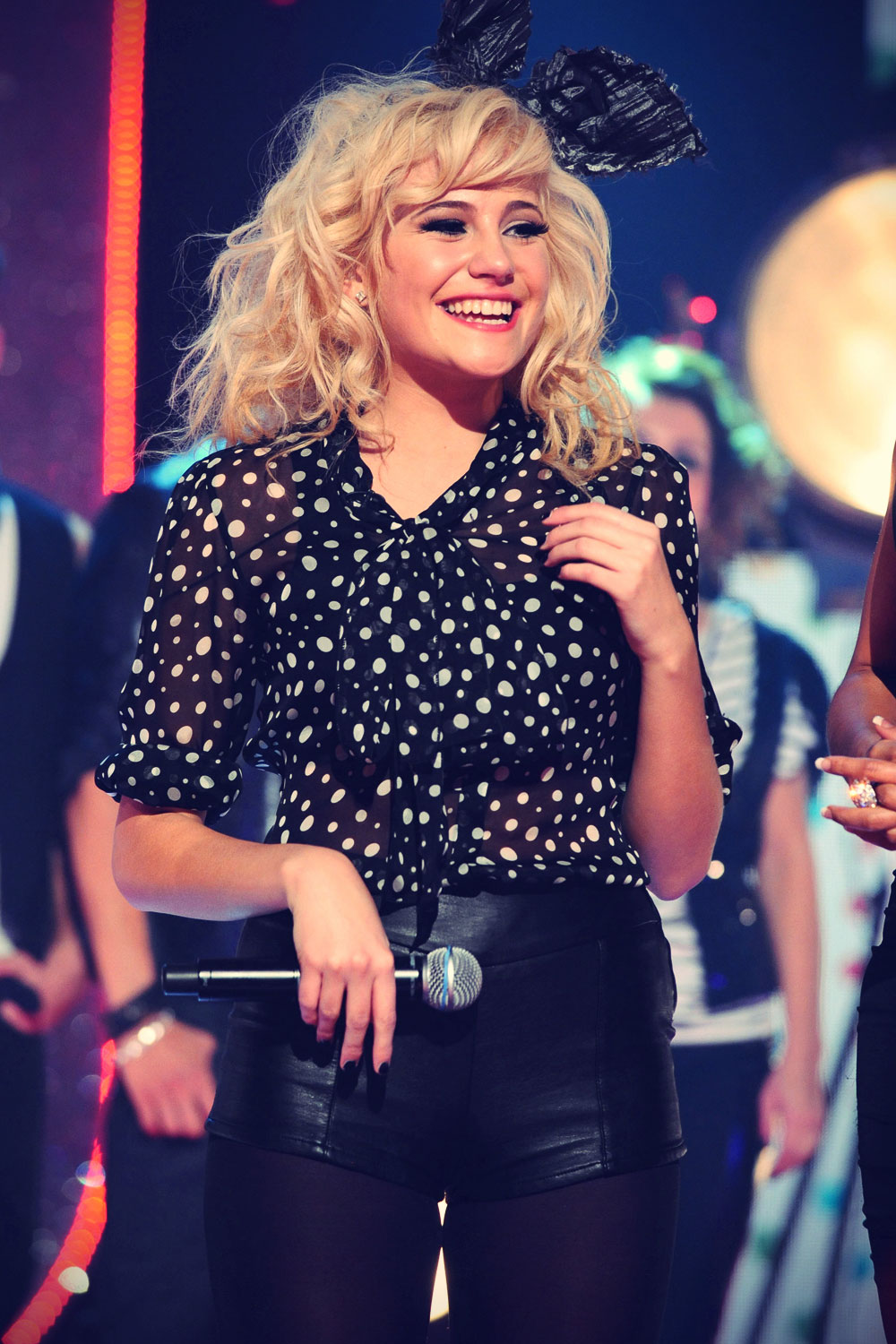 Pixie Lott at On Children in Need