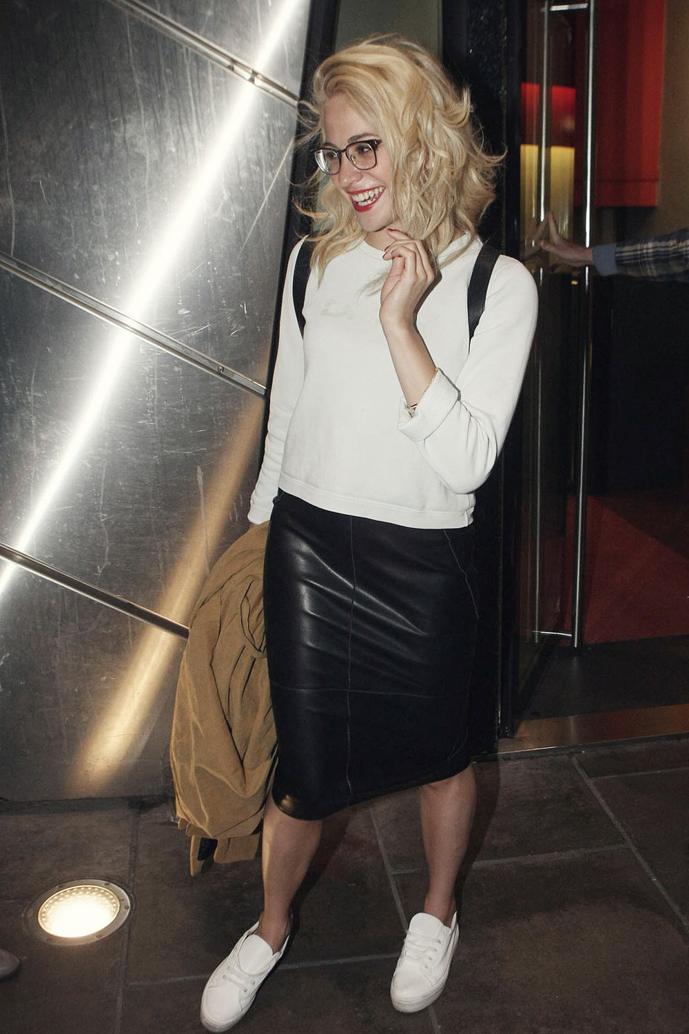 Pixie Lott leaving Bord Gais Energy Theatre