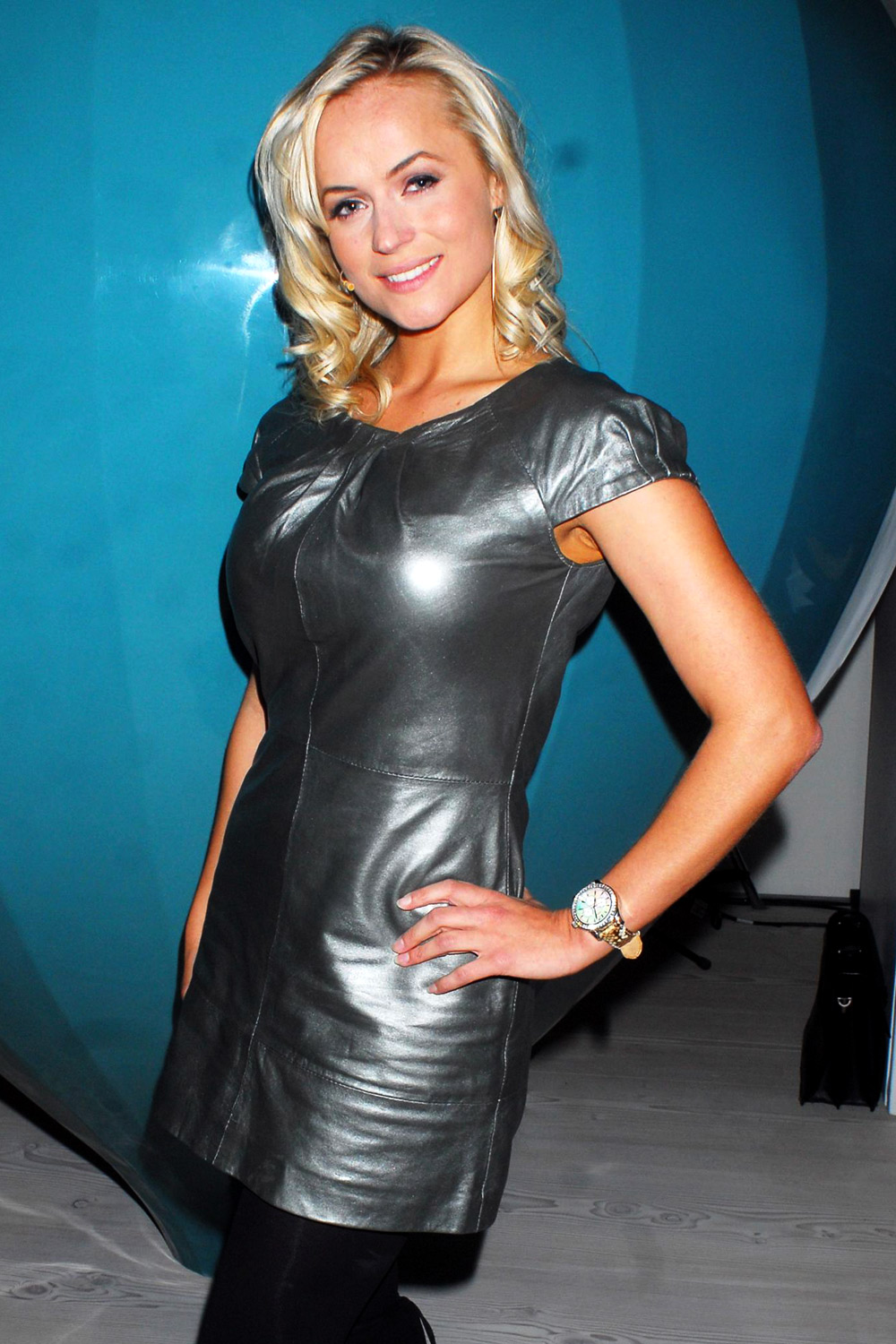 Pollyanna Woodward at Microsoft event