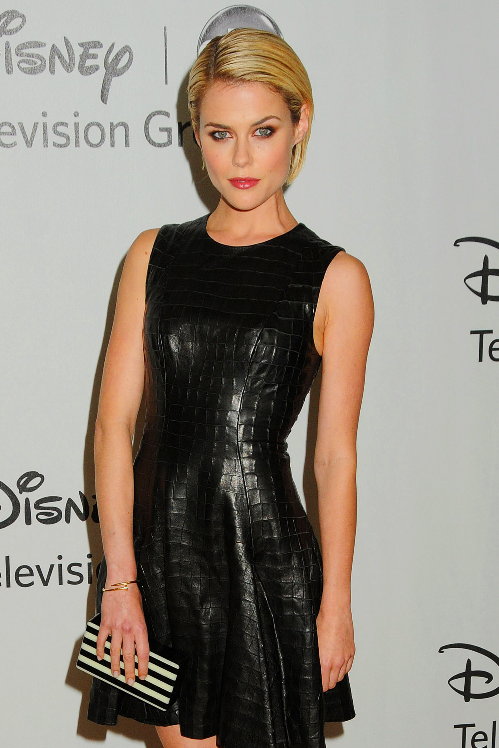 Rachael Taylor at 2012 Disney Press Tour