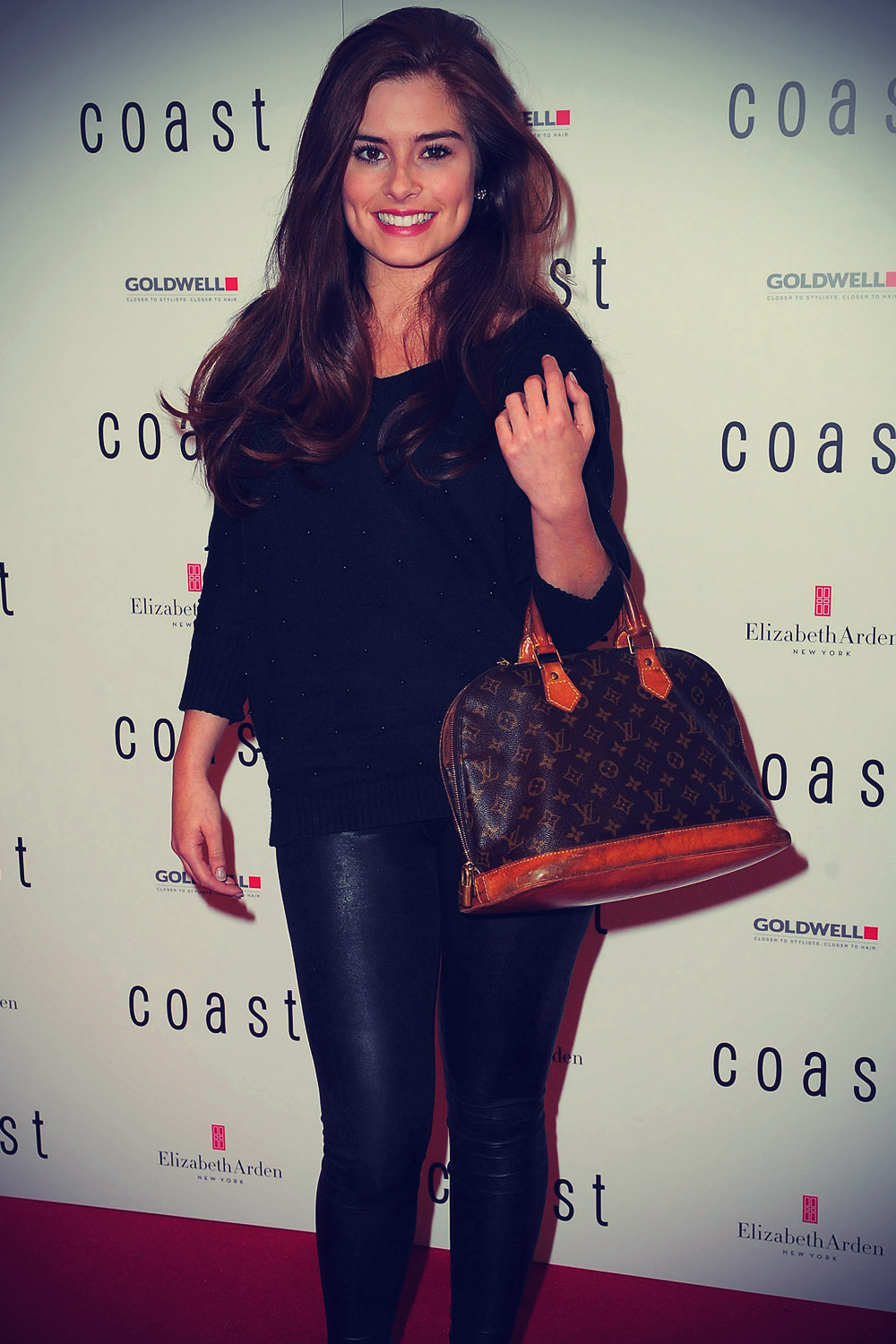 Rachel Shenton Grand opening of Coast's flagship store