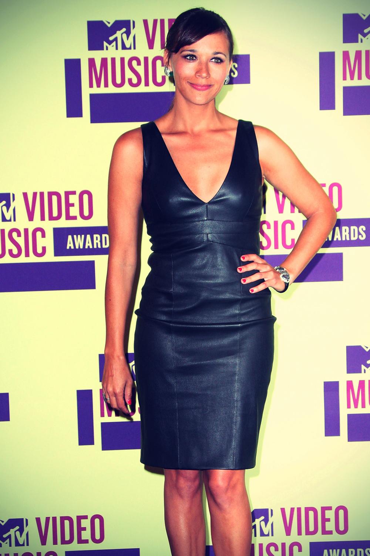 Rashida Jones at the 2012 MTV VMA