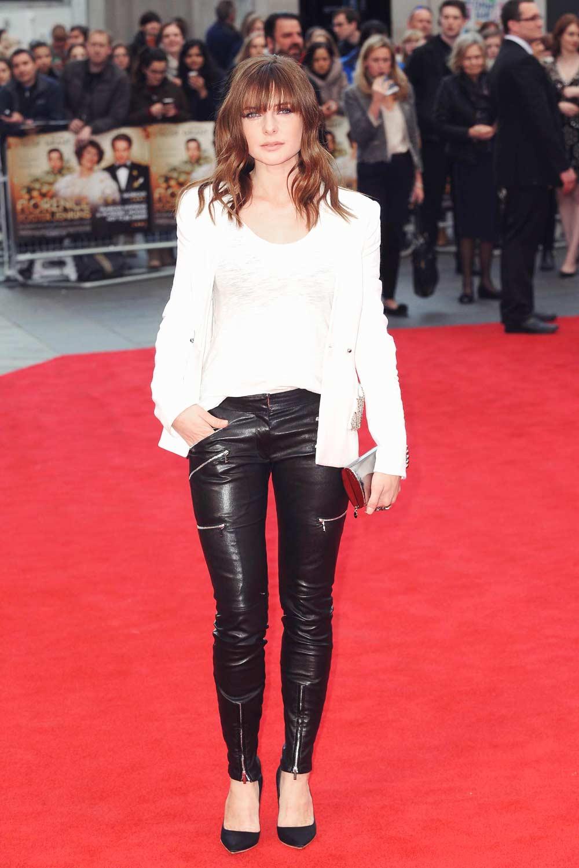 Rebecca Ferguson attends Florence Foster Jenkins UK Film Premiere