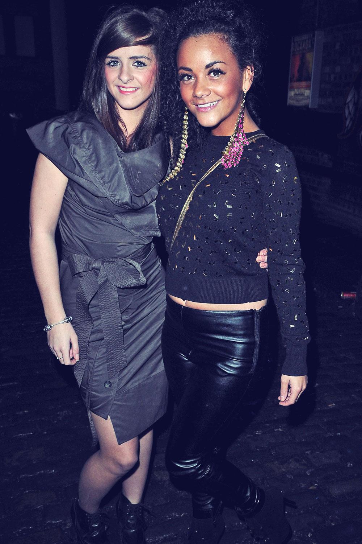 Rebecca Ryan & Chelsee Healey Celebrity Rockaoke