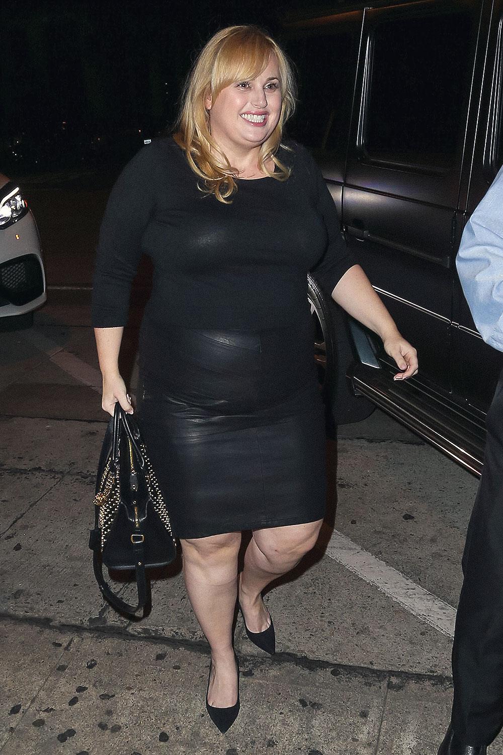 Rebel Wilson is seen i...