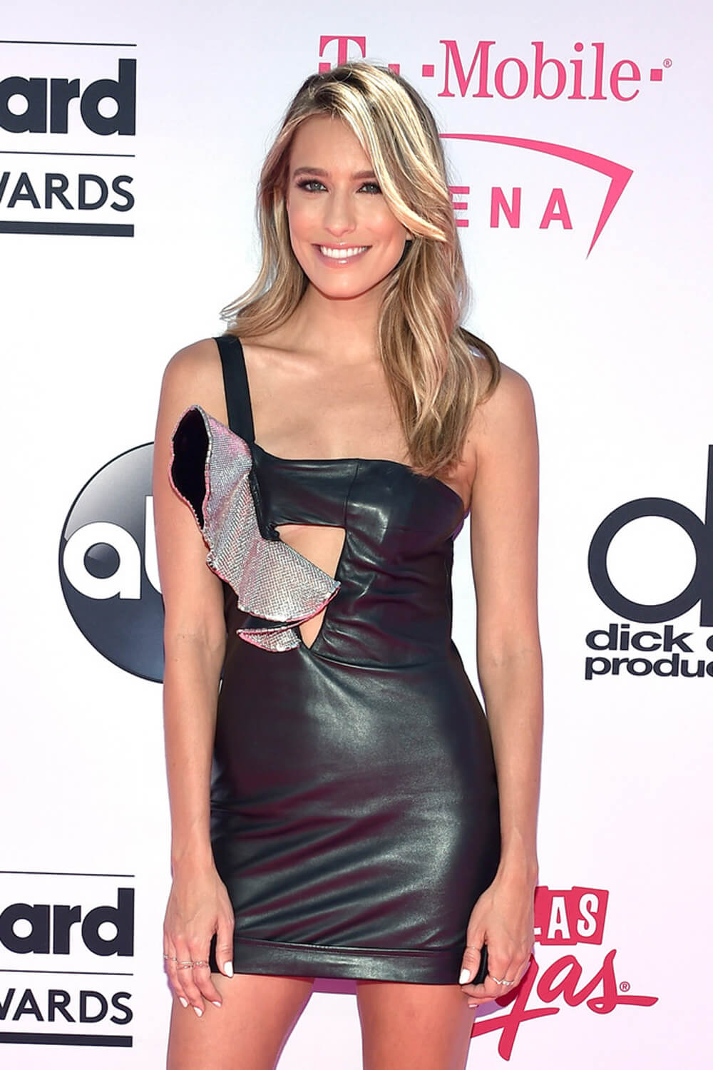 Renee Bargh attends the 2016 Billboard Music Awards