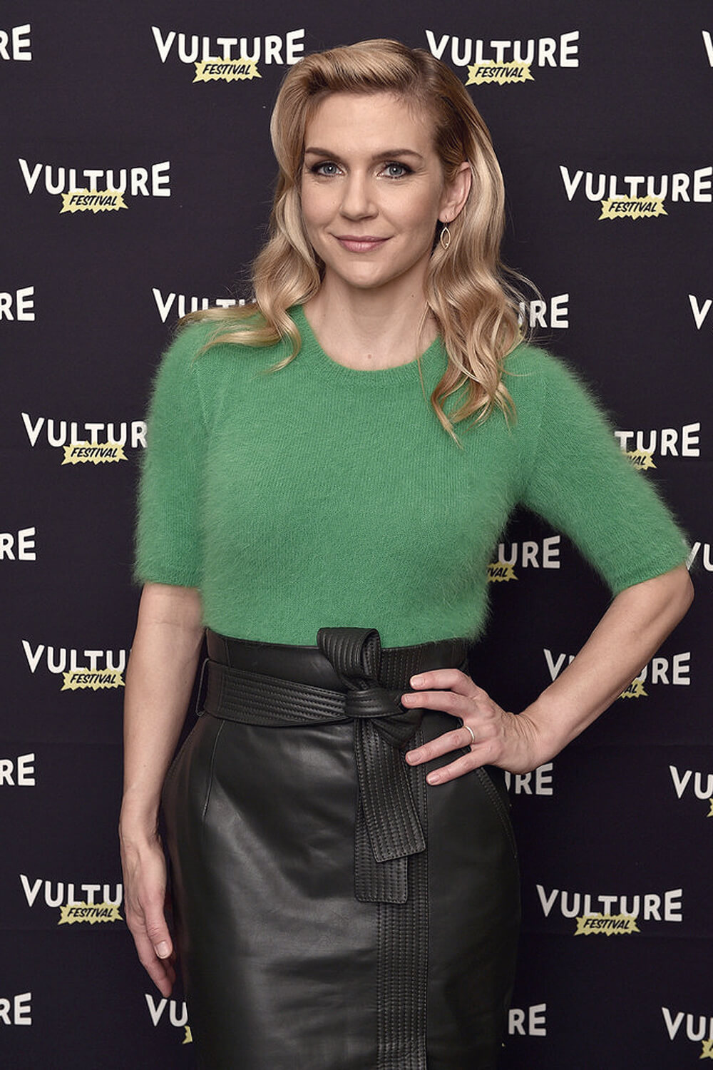 Rhea Seehorn attends the Vulture Festival at Milk