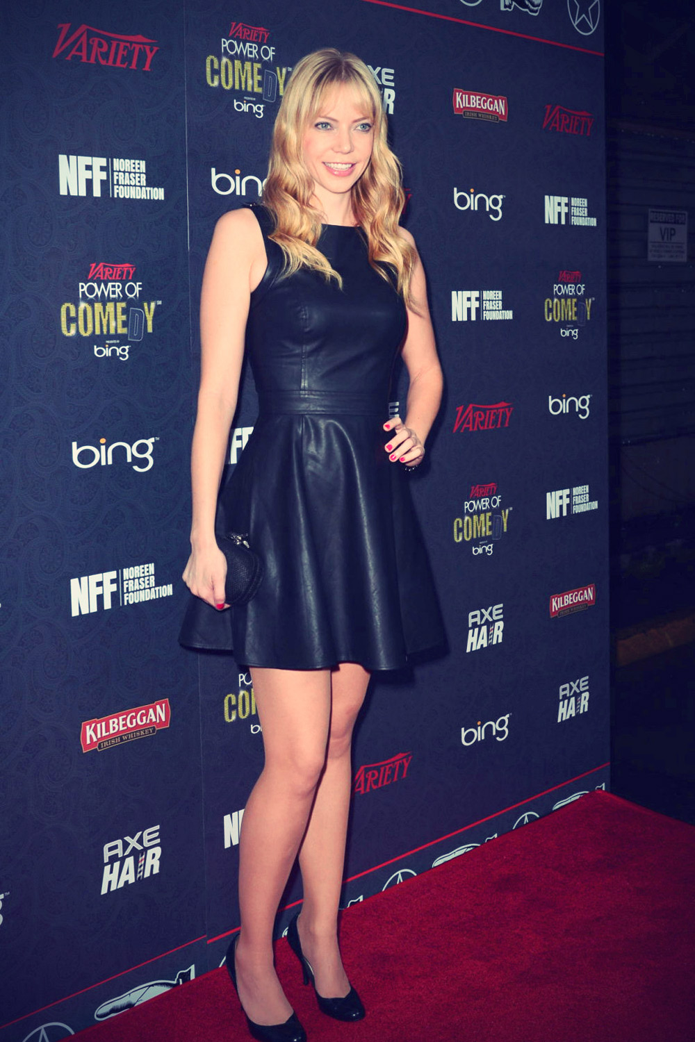 Riki Lindhome attends Variety's 3rd annual Power of Comedy event