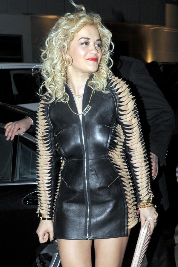 Rita Ora at Whisky Mist