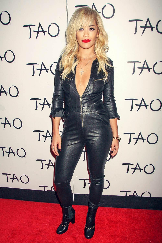 Rita Ora hosts the Night at Tao Nightclub