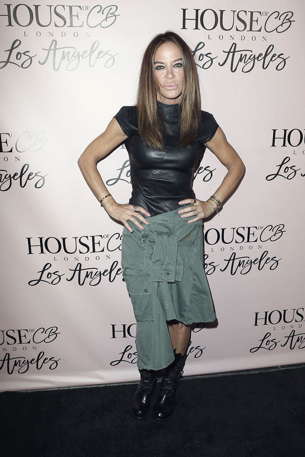Robin Antin attends House of CB Launch