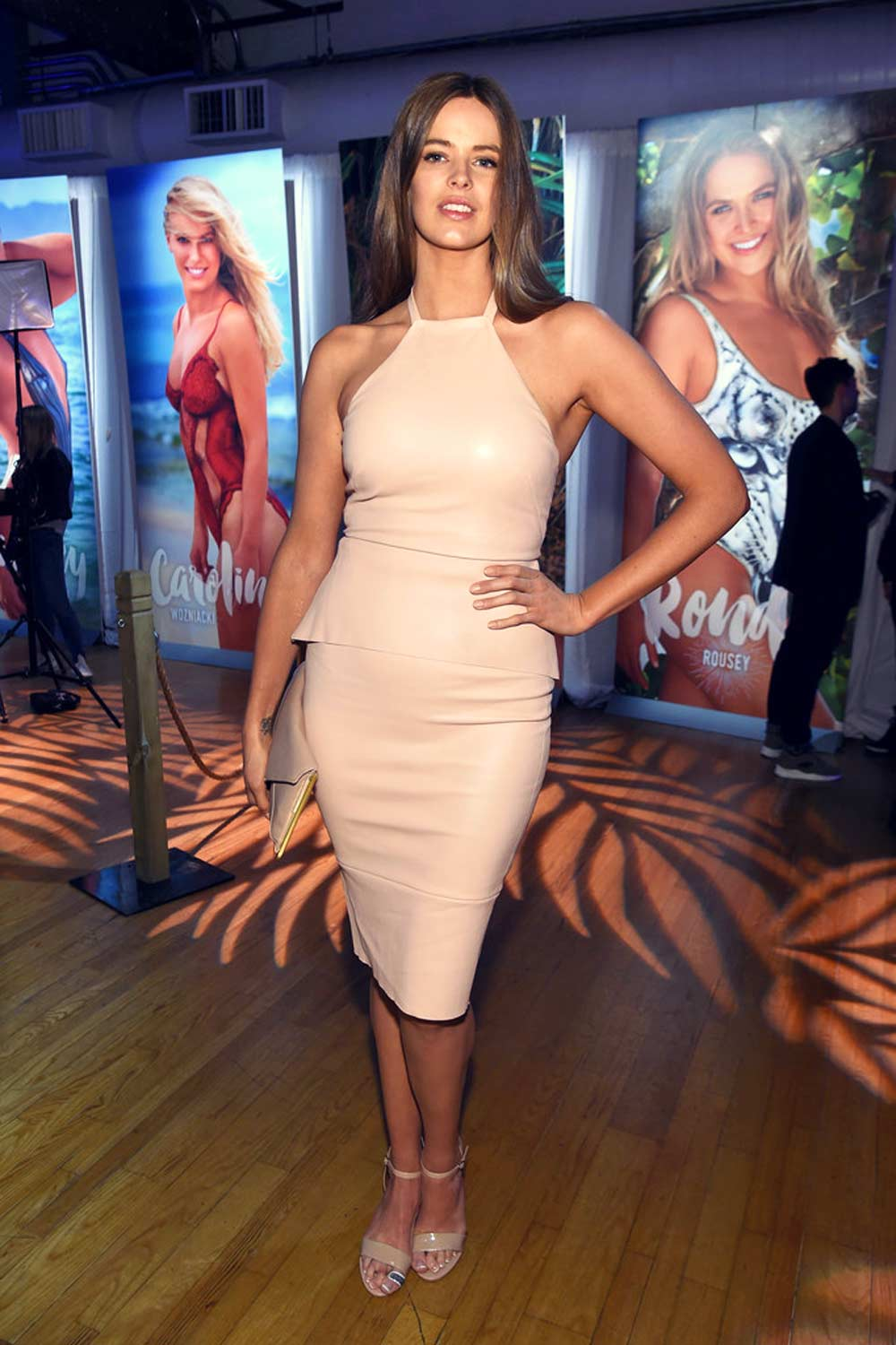 Robyn Lawley at Sports Illustrated celebrates Swimsuit 2016
