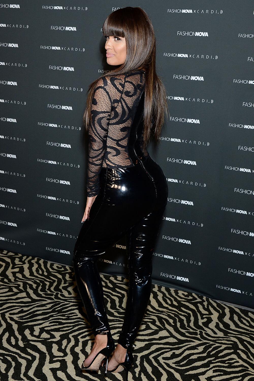 Rocsi Diaz attends Fashion Nova x Cardi B Collection Launch