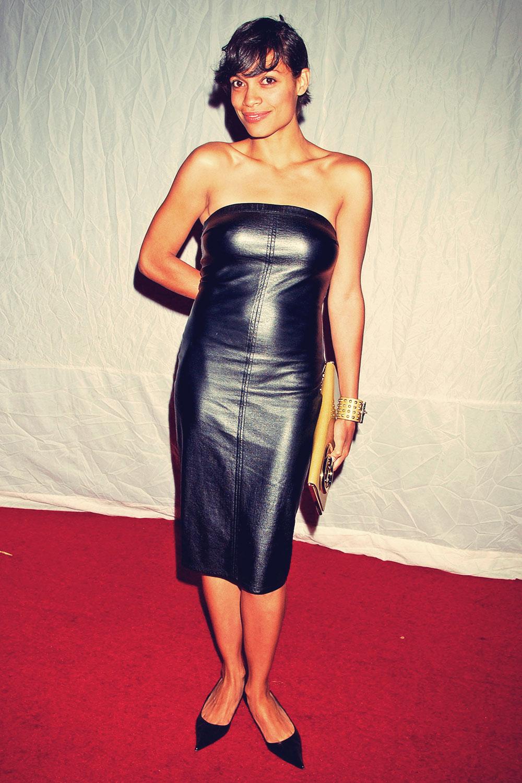 Rosario Dawson Dresses