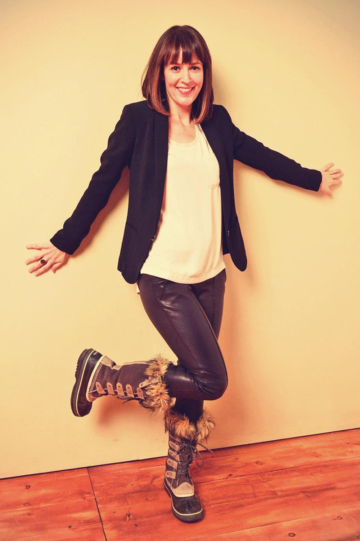 Rosemarie Dewitt attends the 2013 Sundance Film Festival
