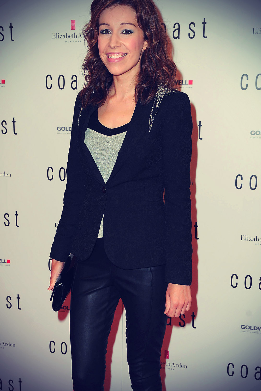Samantha Siddal Grand opening of Coast's flagship store at The Trafford Centre - Arrivals Manchester