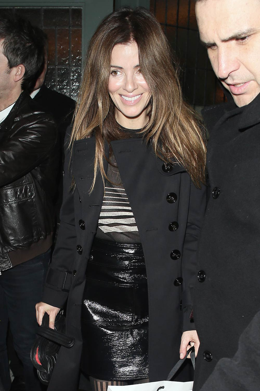 Sara Macdonald attends the adidas Originals by Rita Ora dinner