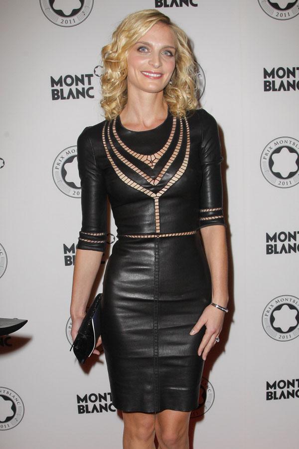 Sarah Marshall at Prix Montblanc