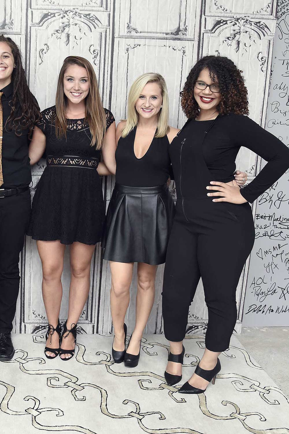 S#arp Attitude attend the AOL Build Speaker Series to discuss Sing It On