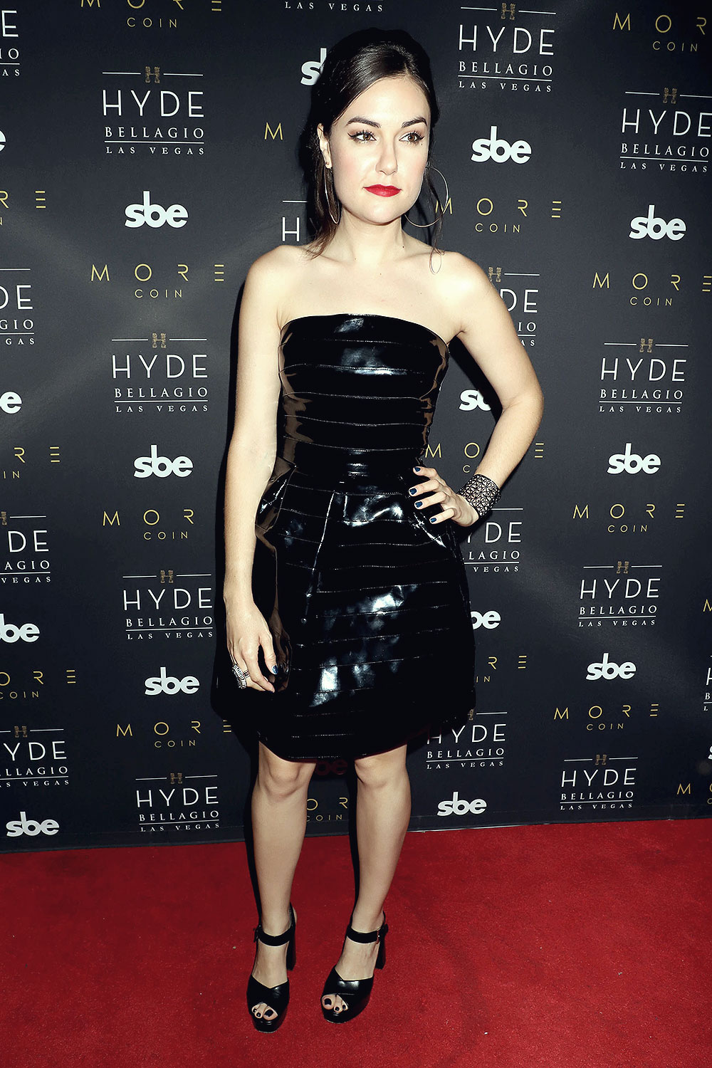 Mini Las Vegas >> Sasha Grey attends Stereo Hyde With Electrifying DJ Set - Leather Celebrities