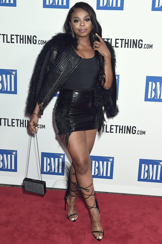 Seandrea Sledge at BMI R&B Hip Hop Awards