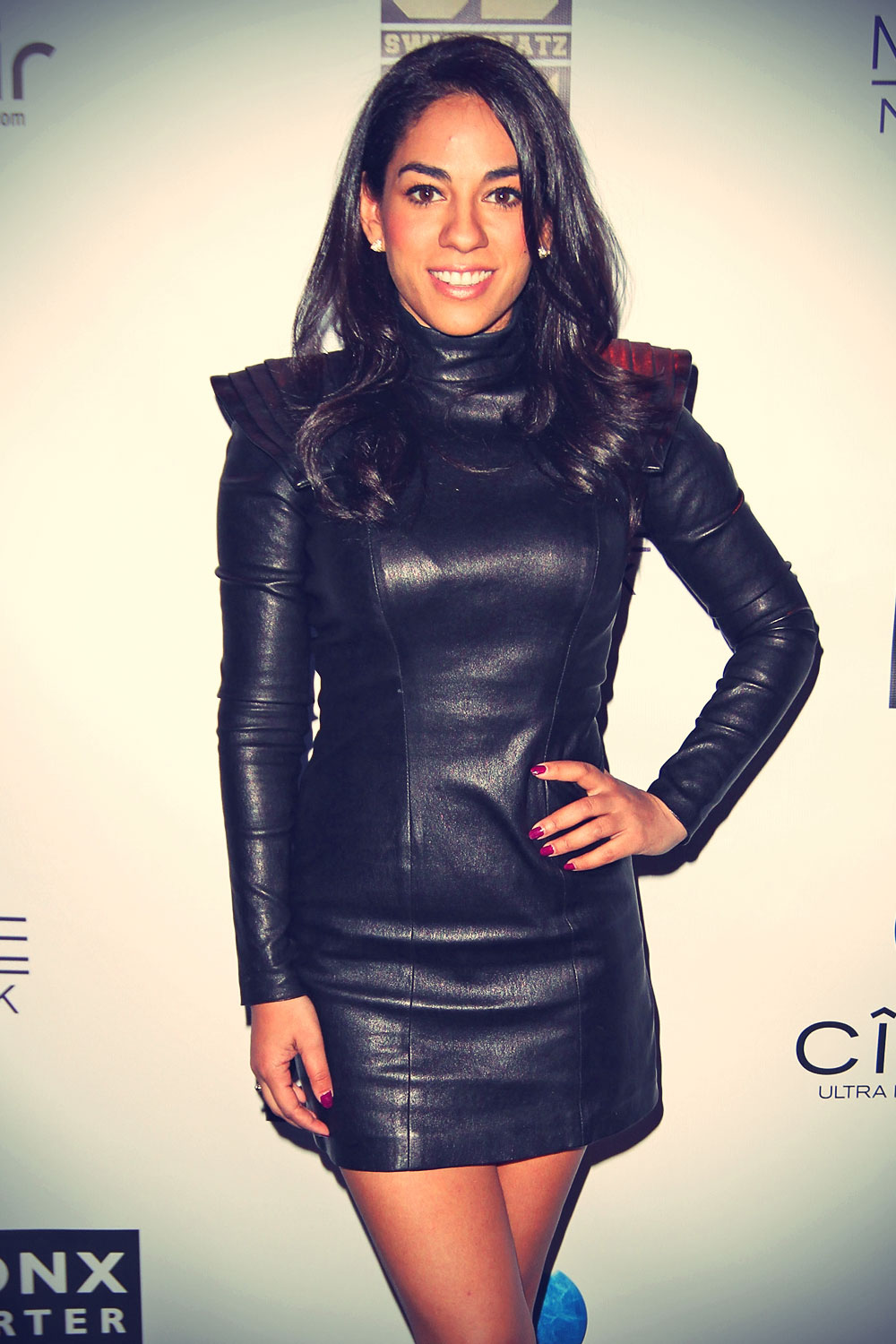 Sharon Carpenter attends the Bronx Charter School for the Arts 2013
