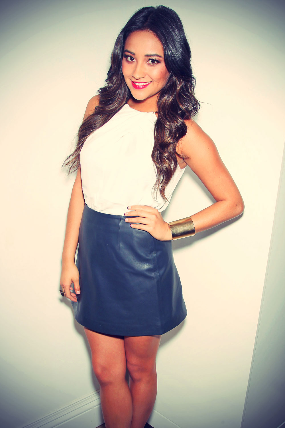 Shay Mitchell hosts the launch of Raoul
