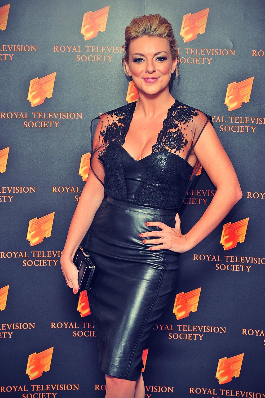 Sheridan Smith at RTS Programme Awards 19/03/13 Adds