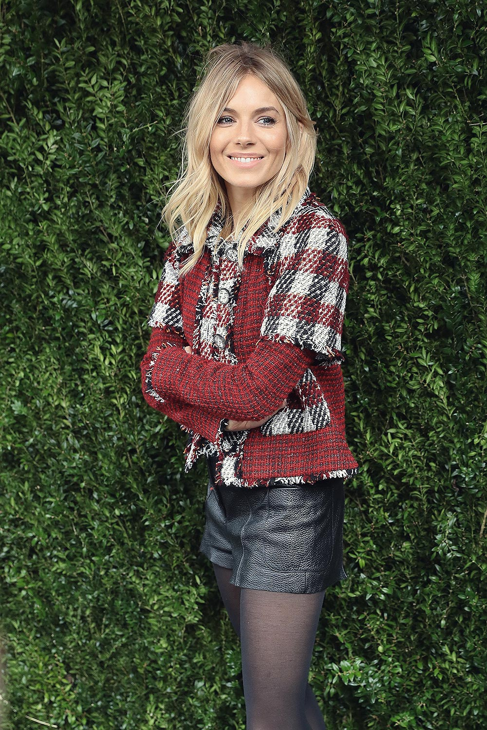 Sienna Miller attends The Tribeca Chanel Women's Filmmaker Program Luncheon