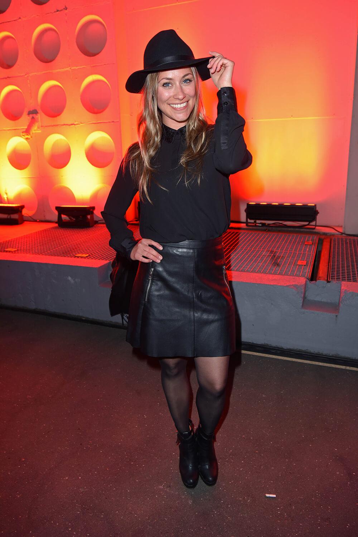 Sina Tkotsch attends BUNTE New Faces Award