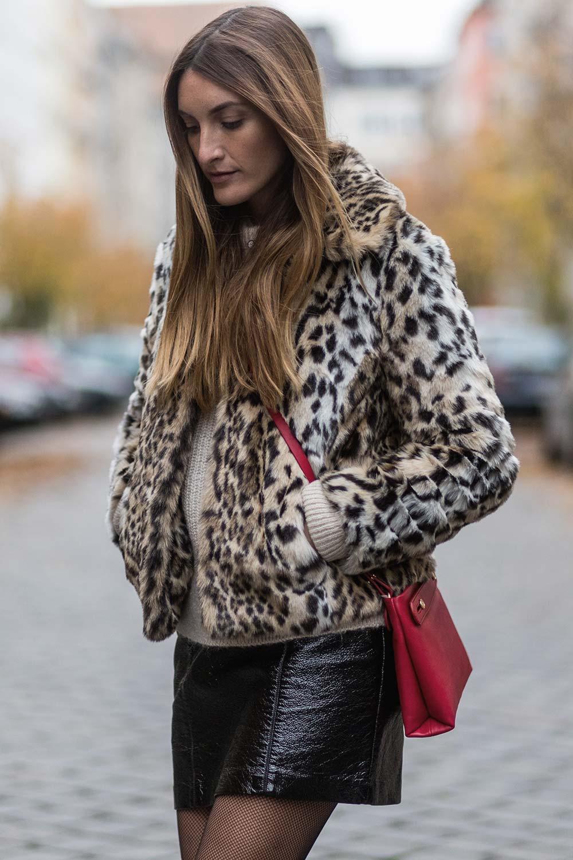 Sofia Grau Street Style In Berlin