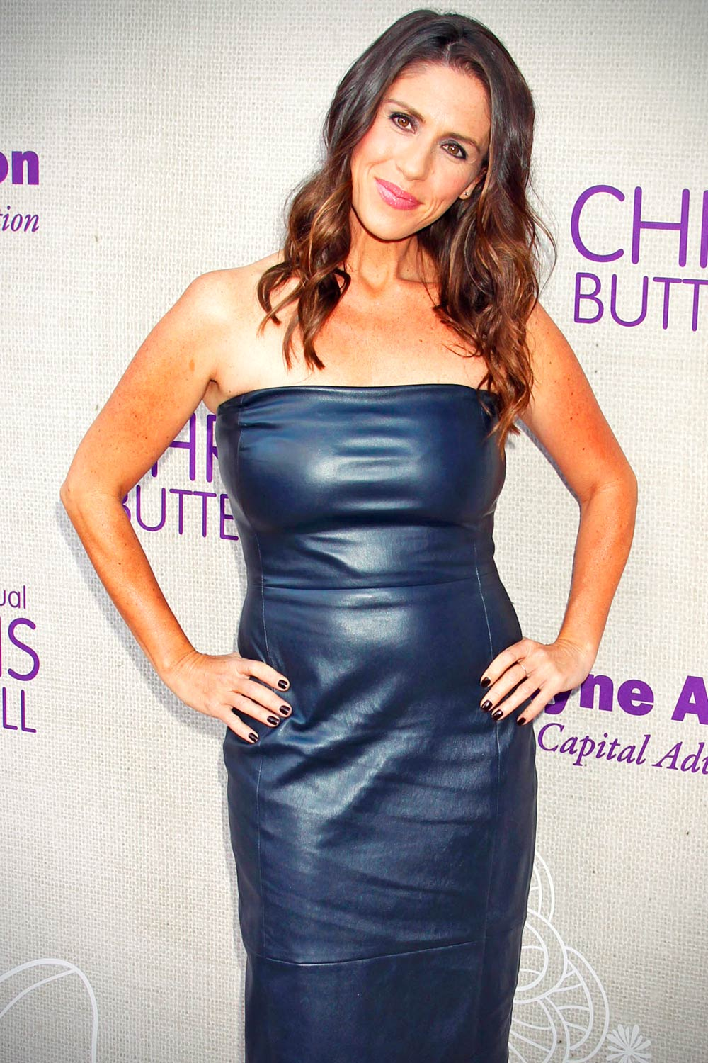 Soleil Moon Frye attends 14th annual Chrysalis Butterfly Ball