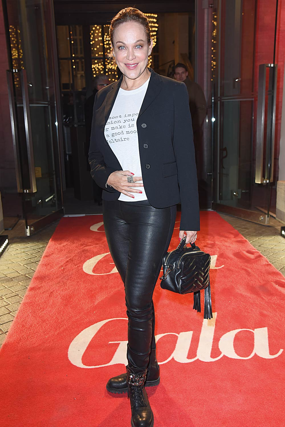 Sonja Kirchberger attends the Opening Night By GALA & UFA