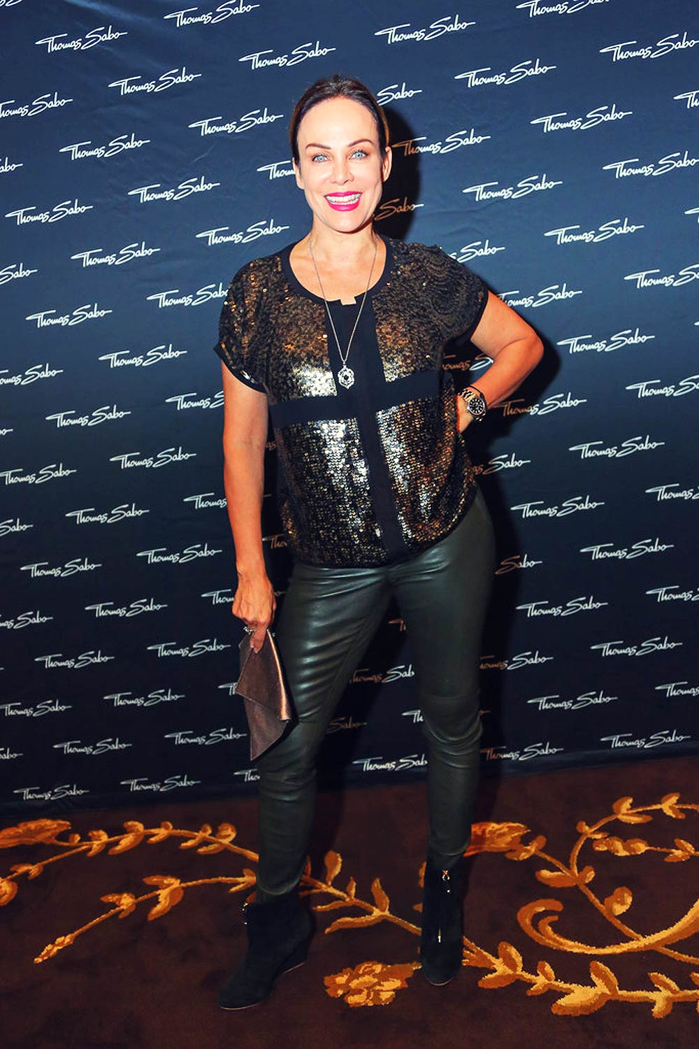 Sonja Kirchberger attends the Thomas Sabo Brand Event