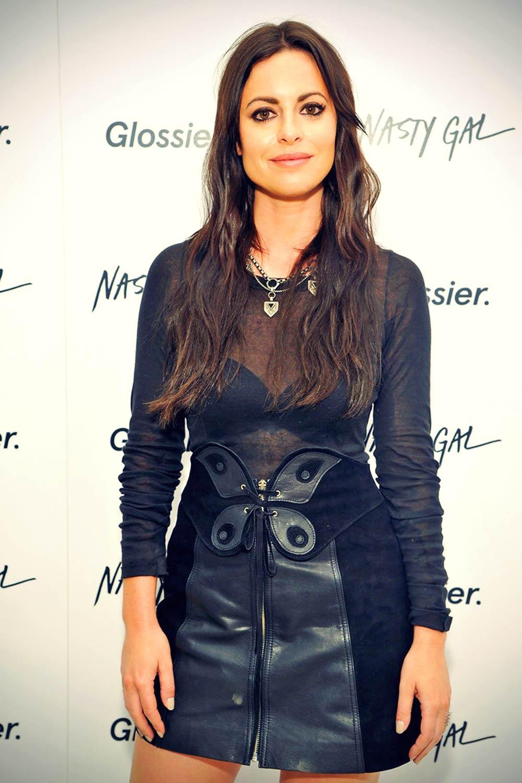 Sophia Amoruso attend Glossier Pop-Up Shop