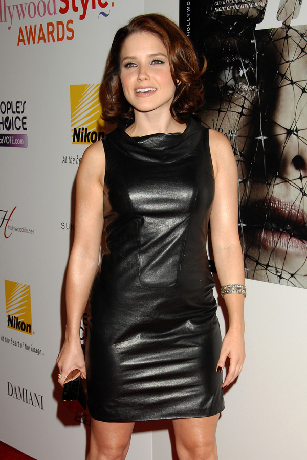 Sophia Bush at Hollywood Style Awards
