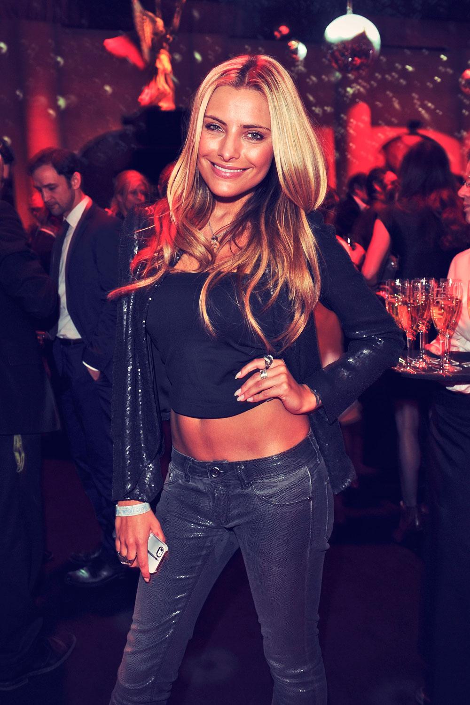 Sophia Thomalla attends the Bunte & BMW Festival Night