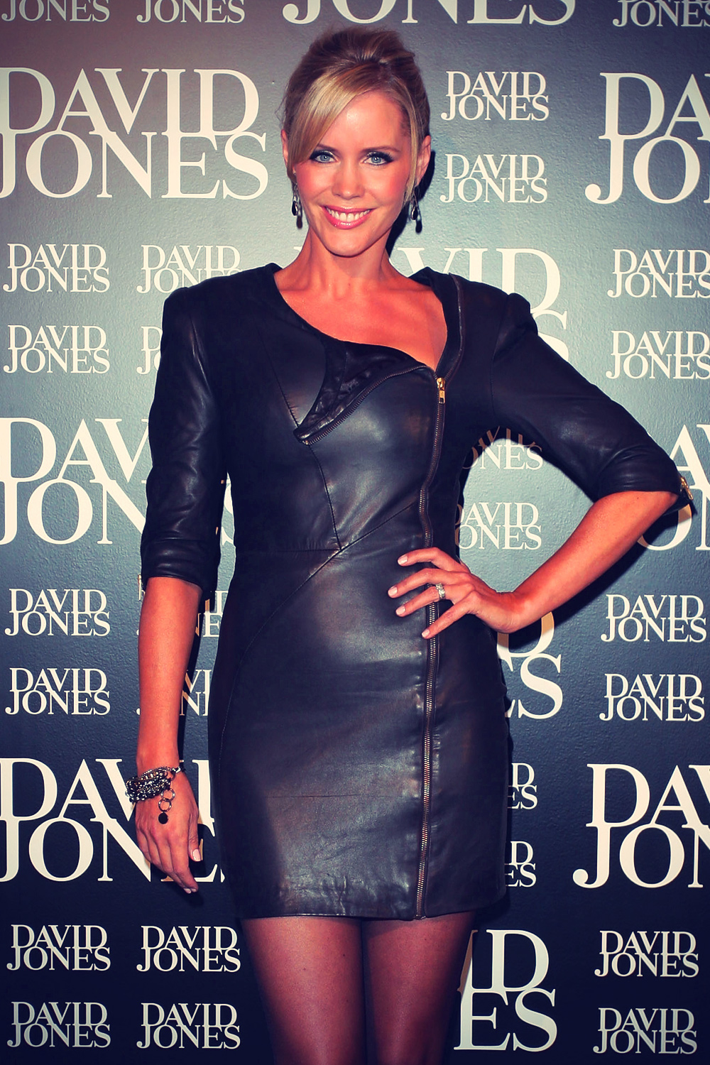 Sophie Falkiner David Jones AutumnWinter 2011