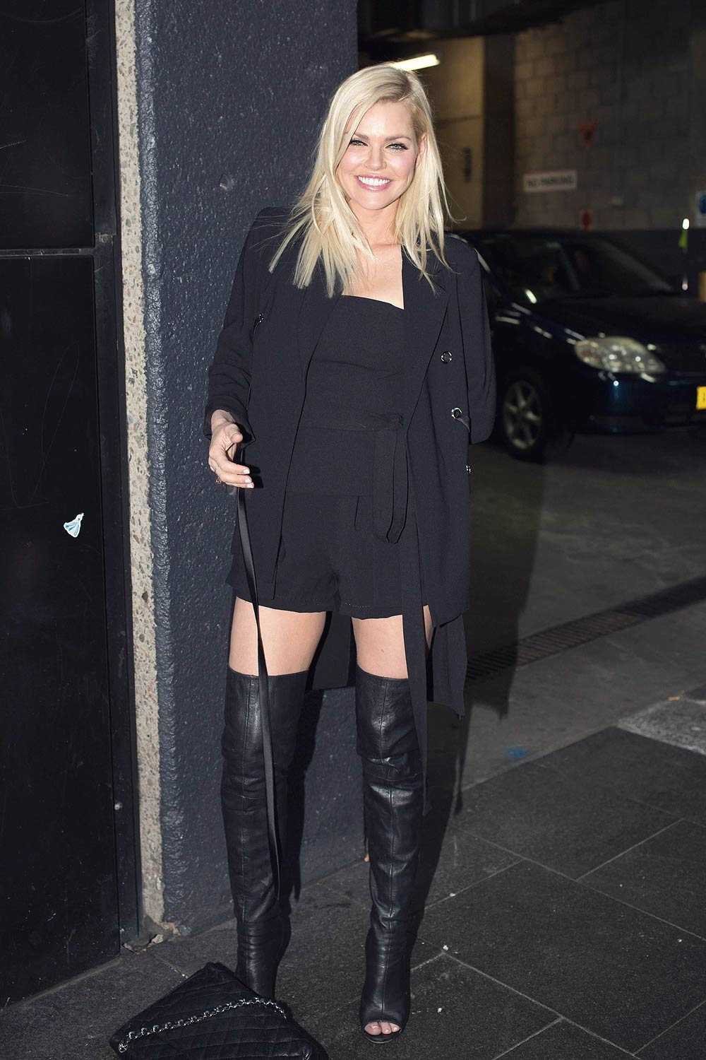 Sophie Monk at an event in Sydney