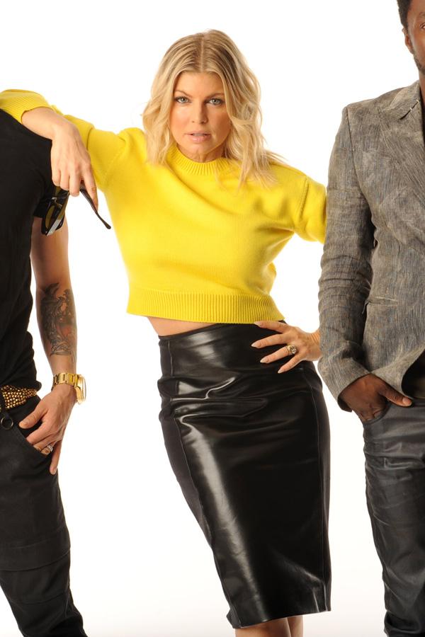 Stacey Ferguson iHeartRadio Music Festival