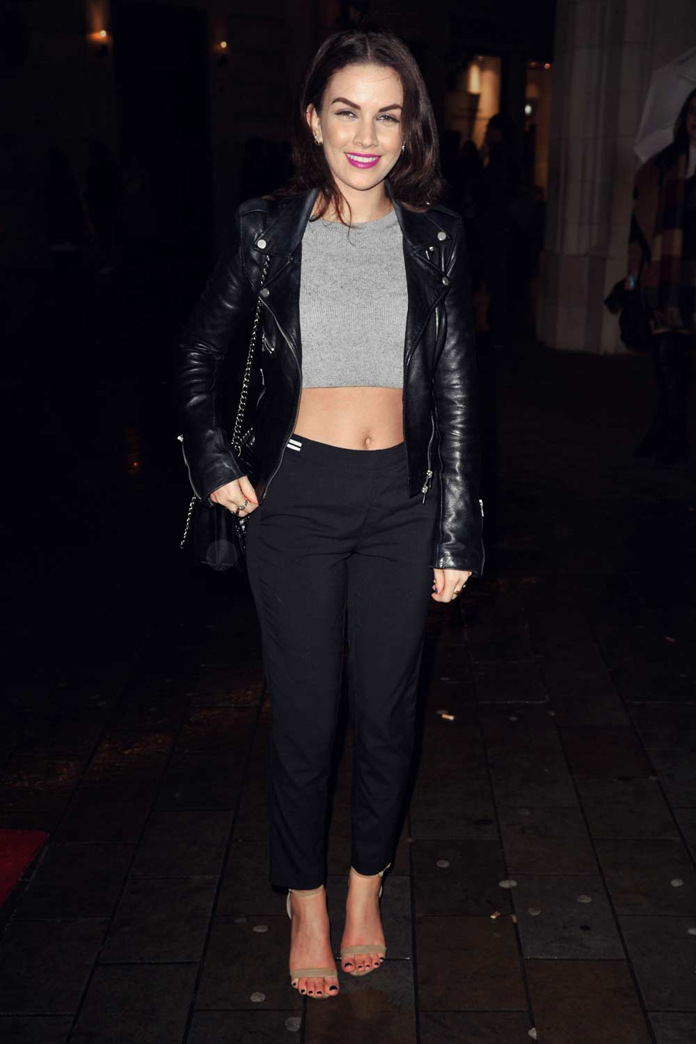 Stacey Mcclean Attends Jake Quickendens Ep Launch Party