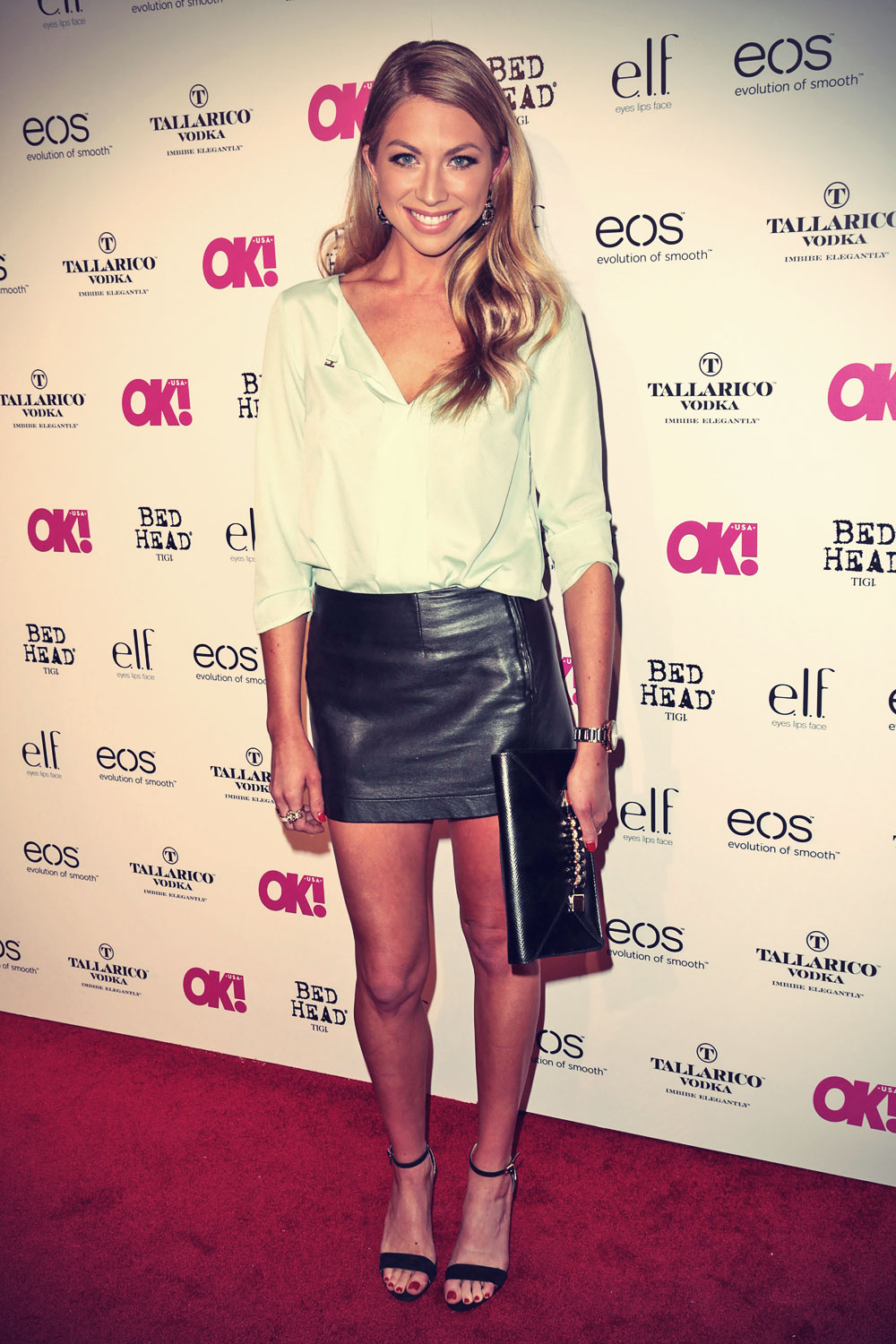 Stassi Schroeder attends OK! Magazine's SO SEXY event