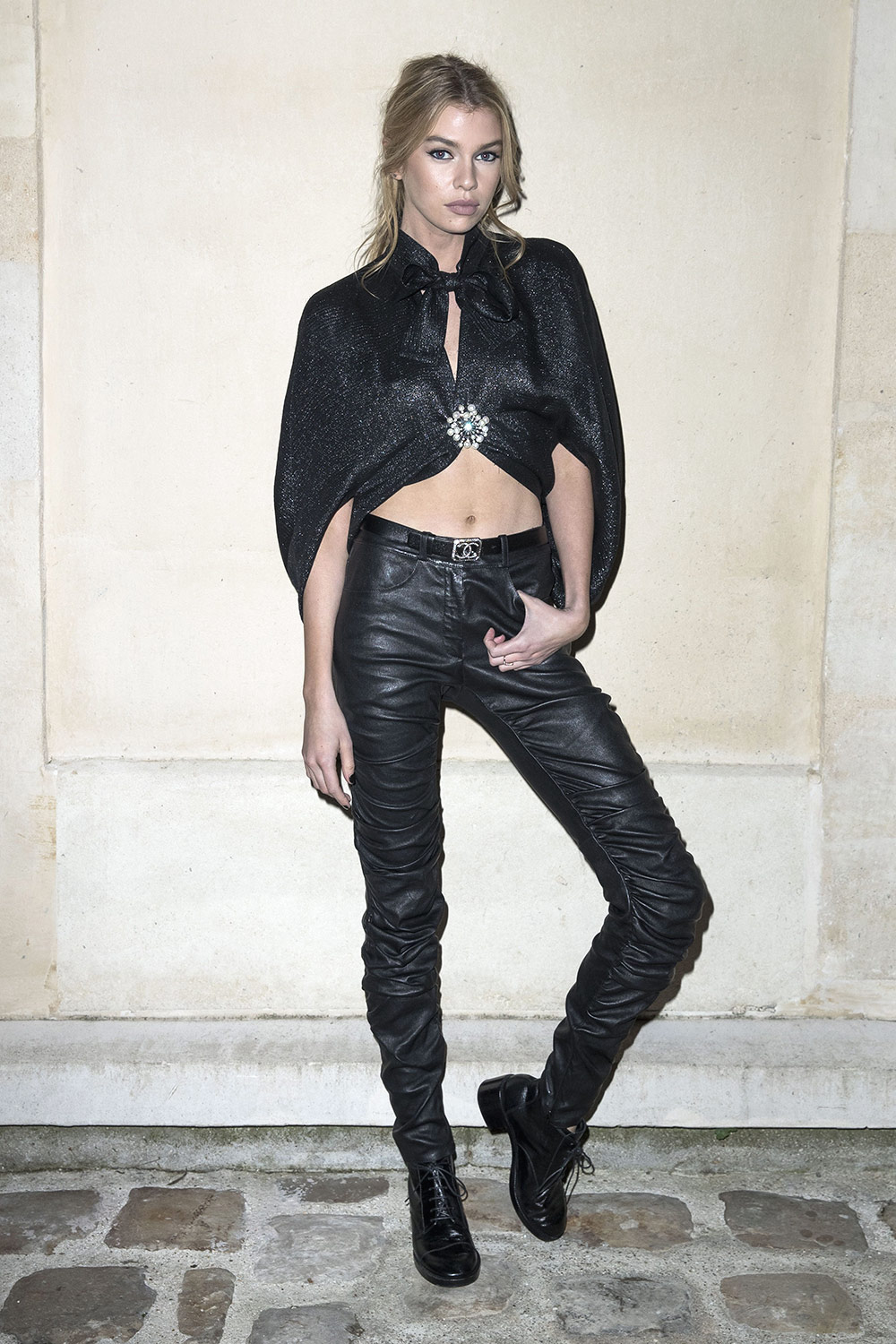 Stella Maxwell attends Chanel Code Coco Watch Launch Party