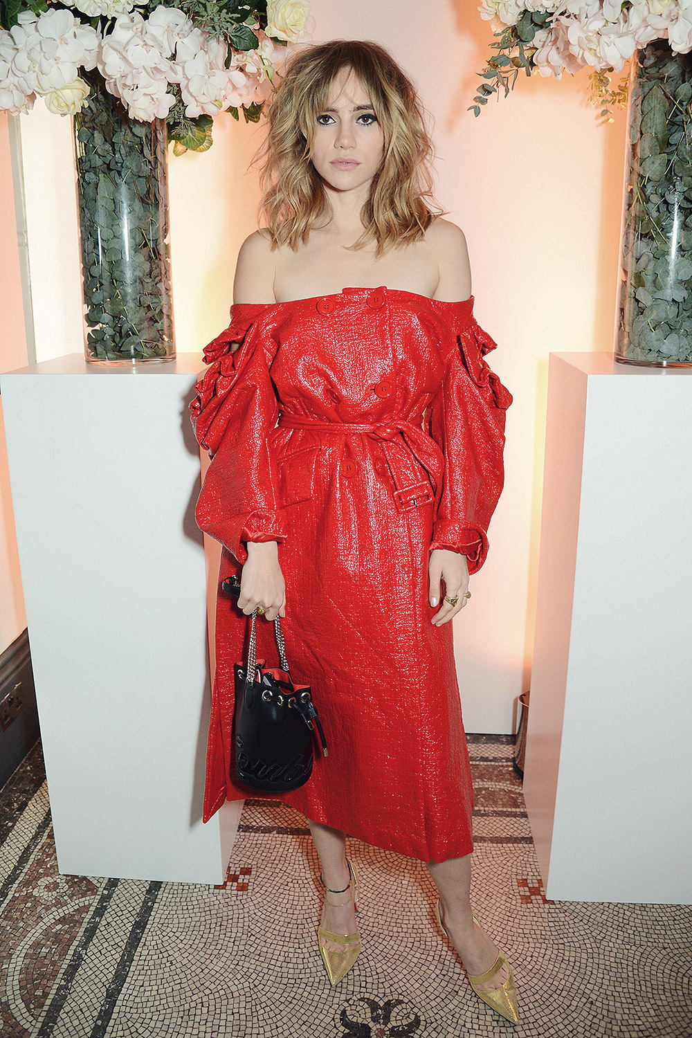 Suki Waterhouse attends Tusk Conservation Awards